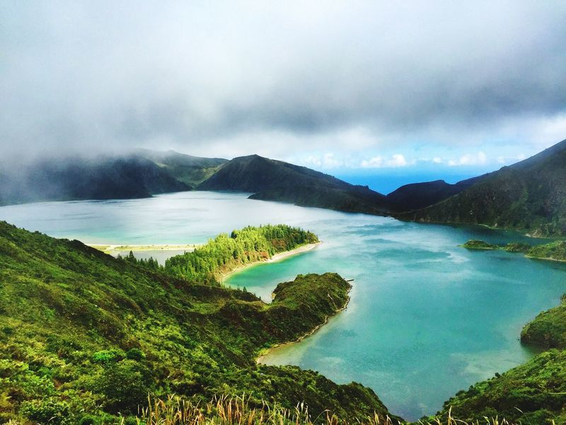 Azores Lagoa Do Fogo Portugal Lake Traveling Nature Hiking Landscape_photography Nature_collection Volcano
