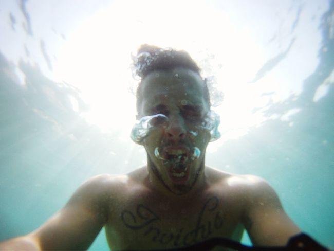 Underwater Photography Taking Photos Selfie Malta Gopro