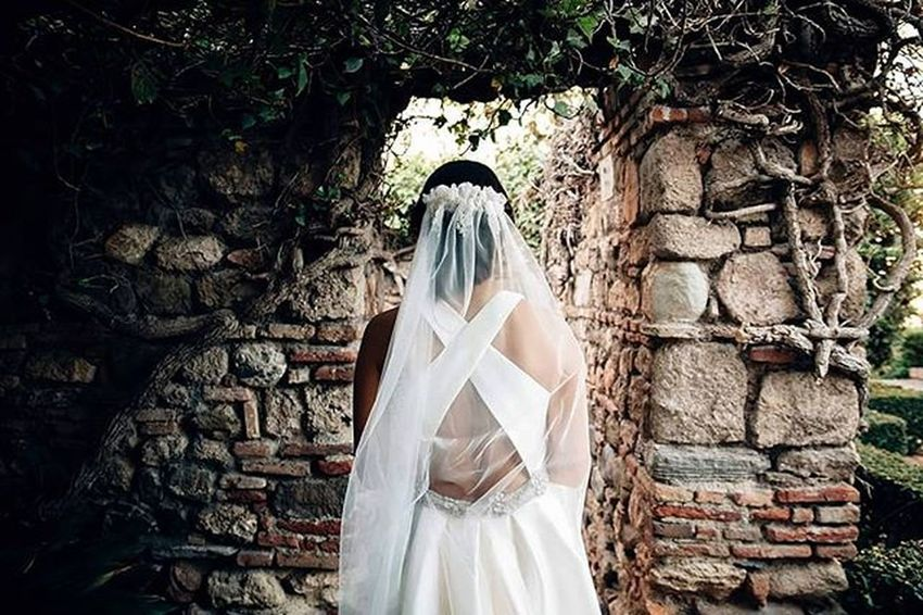 Estefania y Fernando Boda 3hvisual Novia Vestido  Malaga Dress Wedding Weddingdress Wedaward Fotografodebodas Lookslikefilm Boho Folk Bodas Novia Bride Bodasnet Bodamss Zankyou_bodas @zankyou_bodas @bodamas @bodasnet