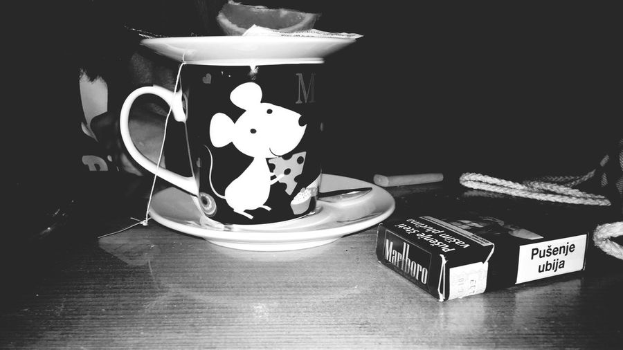 Rat Tea Tea Time Lemon Honey Close-up Cup Cup Of Tea Cigarettes 👌💕 Nightphotography Night Lighter Table Outdoors Loverat Animal Themes Blackandwhite Black & White Black And White Blackandwhite Photography