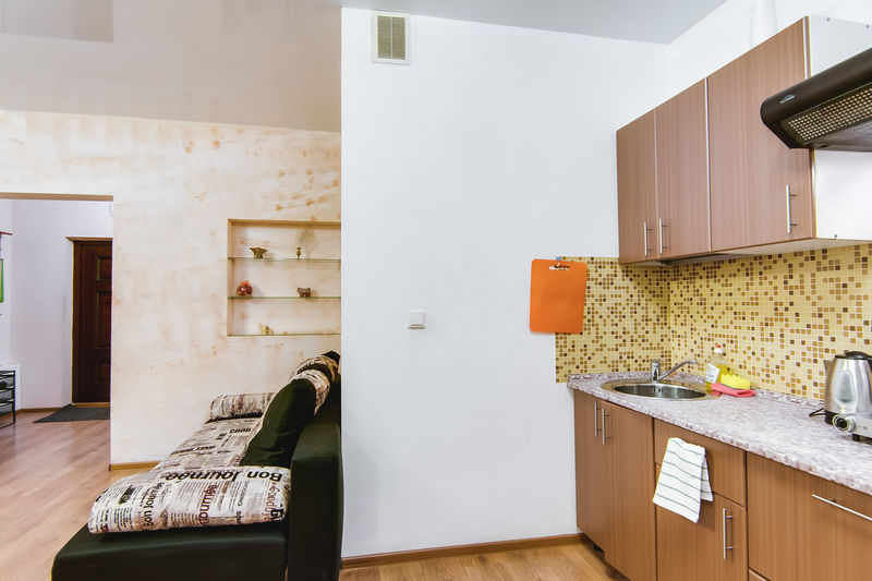 Indoors  Domestic Room Architecture Home Interior No People Home Furniture Kitchen Built Structure Domestic Kitchen Wall - Building Feature Modern Absence Table Kitchen Counter Building Home Showcase Interior Flooring Still Life House Luxury Apartment