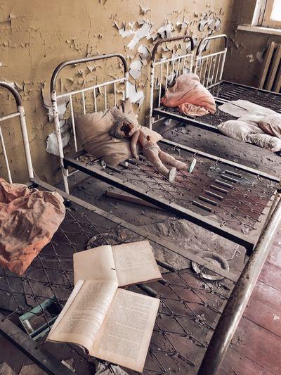 Kindergarten in chernobyl
