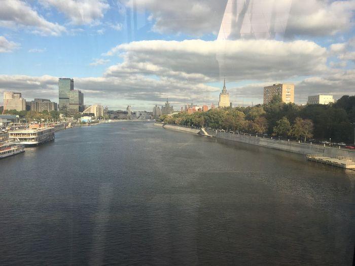 мост Багратион Москва