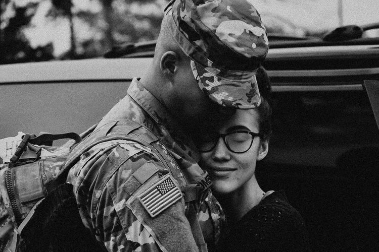 Screw deployment. Come home. Heart Worldwide Marriage  Love One Person Military Military Uniform Real People Uniform Headshot Focus On Foreground Army Soldier Army Young Adult Close-up Day Outdoors People Adult EyeEmNewHere This Is Masculinity