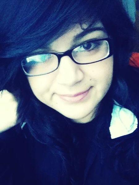 Glasses kinda day