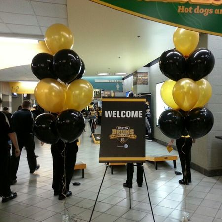 Welcome to Boston #Bruins Training Camp 2012! Bruins