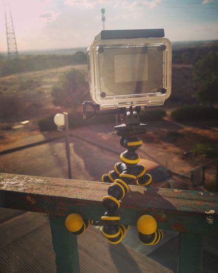 Time lapse shooting with an action camera SJCAM Sjcamoriginal Sjcam4000wifi Day Sky Cloud - Sky No People Bright