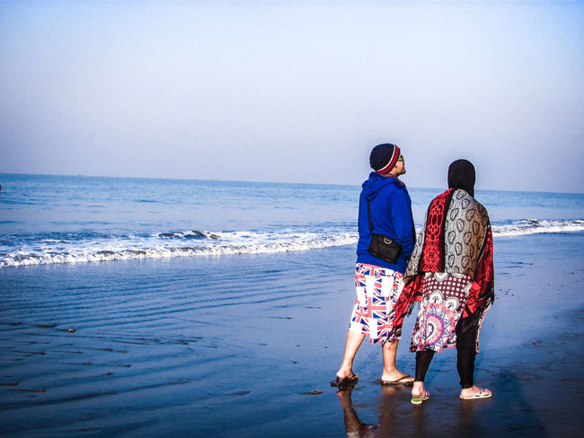 Friendship !!! Two People Beach Togetherness Sea Bonding Friendship Full Length People Sand Love Horizon Over Water Vacations Outdoors Day Adult Sky Red Childhood Child The Photojournalist - 2017 EyeEm Awards The Street Photographer - 2017 EyeEm Awards Real People Beauty In Nature Side View Life In Motion Mix Yourself A Good Time The Week On EyeEm EyeEmNewHere Been There. Done That. Paint The Town Yellow Paint The Town Yellow Paint The Town Yellow Lost In The Landscape