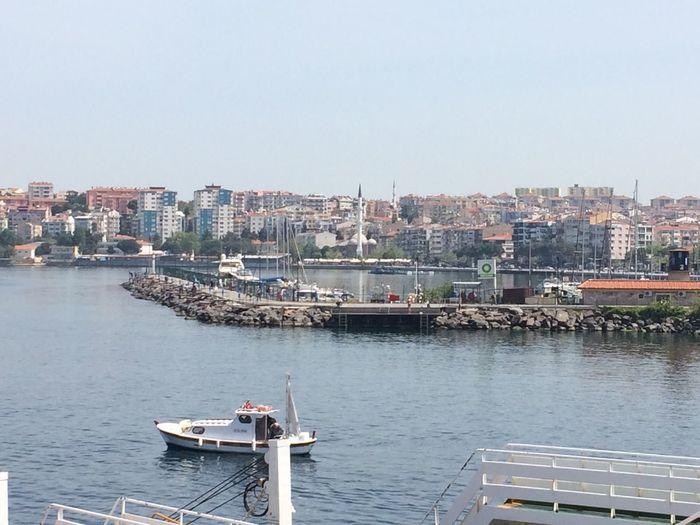 Orjinal Eceabat Sea And Sun Eceabat limanı ıts a good idea 😎