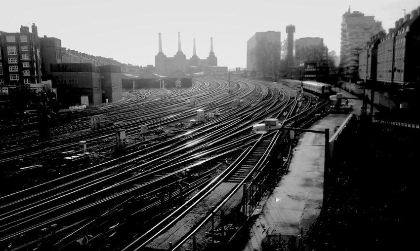 Train Tracks Choo-Choo Tracks