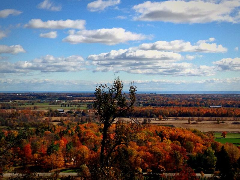 Nice View Gorgeous Day Fall Beauty Fall Colors Fall Fall_collection On A Hike Canada Coast To Coast