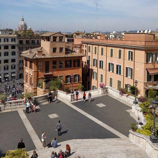 Piazza Di Spagna Urbanlandscape Urban Landscape Paesaggiourbano Rome Roma
