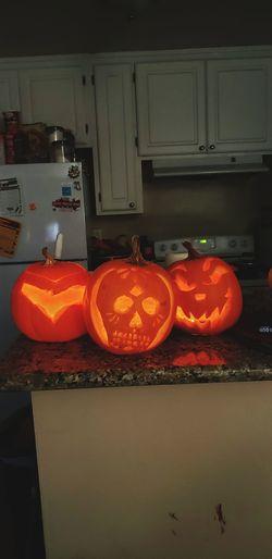 family pumpkin
