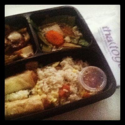 Lunch @ thaitogo.com