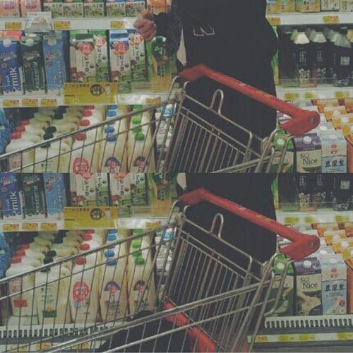 得閒放学行超市shopping, 的确係一件樂事 拾下拾不停拾