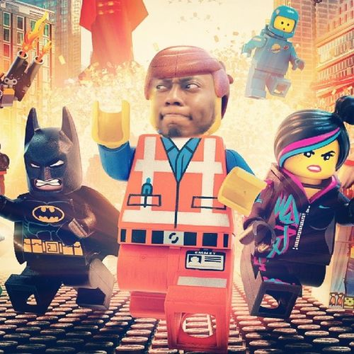 Not many people know that I did all the MotionCapture stuff for the new Legomovie ...yeah...I just don't make a big deal out of it all like some of my needy peers *cough* Andyserkis *cough*...anyways, hope you all enjoy the MOVIE . Kinda nervous...have been sh@*ting BRICKS >___< ha! ImHereAllWeek Lego LegoOfMe