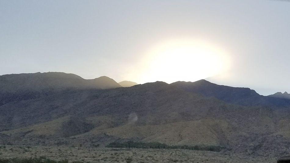 Palmsprings Sunset