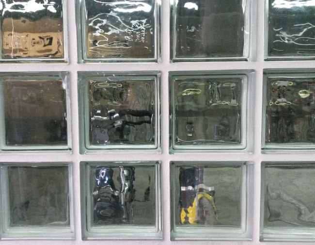 Throuhtheglass Bicycles Glass Art Is Everywhere Pattern Window In The City Parking Place Abstract Abstract Photography Day Outdoor Photography Day Indoors  Real People People Adult