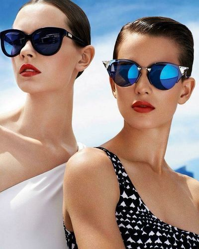 Sunglasses Summerdress Women Style