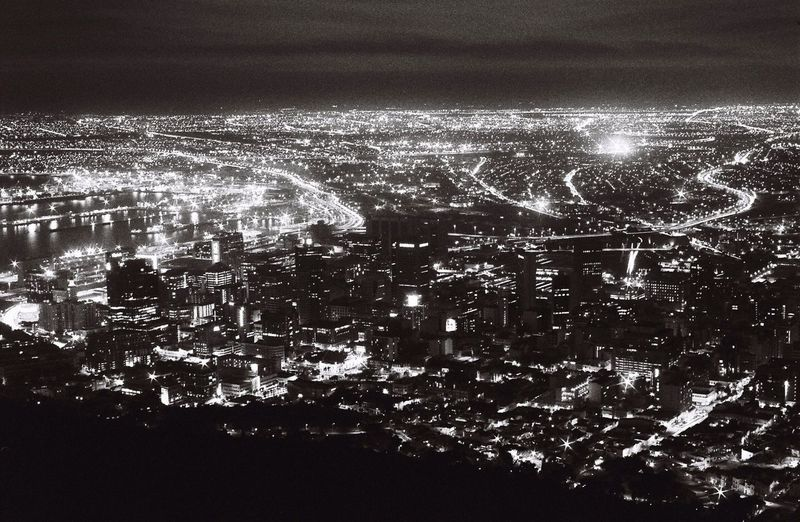 City lights -