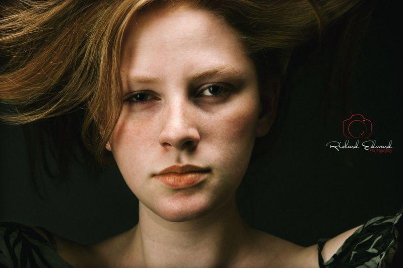 Portrait Photography Portrait Of A Woman Portrait Headshot One Person