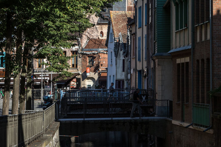 Amiens, France Amiens France Architecture Built Structure Building Exterior Tree City Building Plant Day Street Men Residential District Sunlight Lifestyles Outdoors Incidental People People Real People Women
