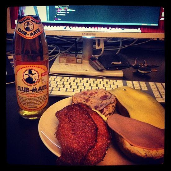 Freitagsfrühstück.