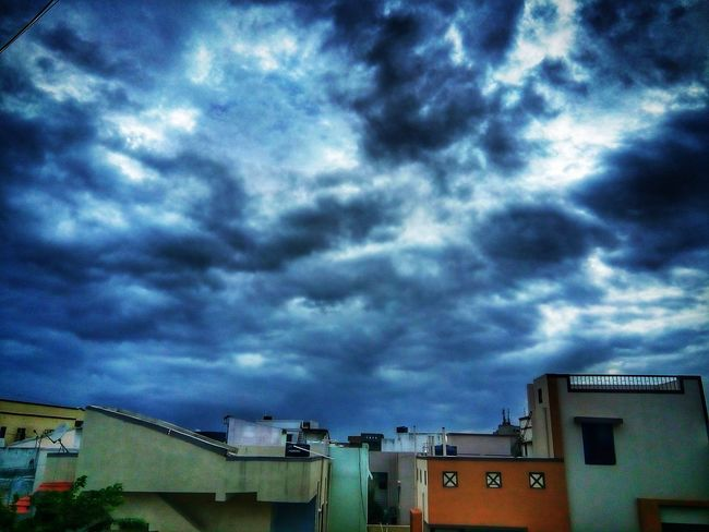 Beautiful weatherBeauty In Nature Outdoors Cloud - Sky No People Nature Sky Ahmedabad India
