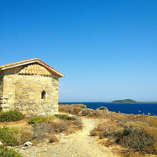 Greece, Crete Summertime Colors Of Greece Elafonisi