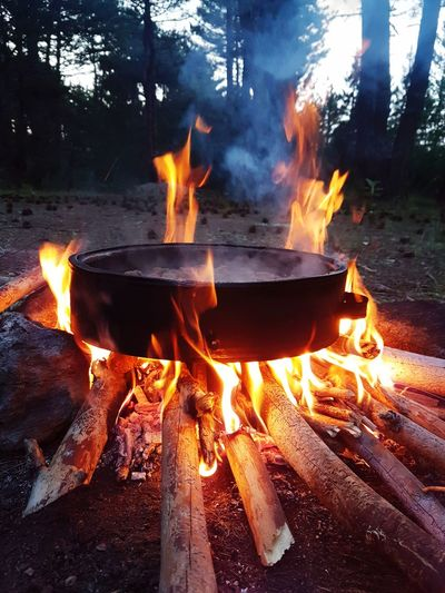 Inferno Bonfire