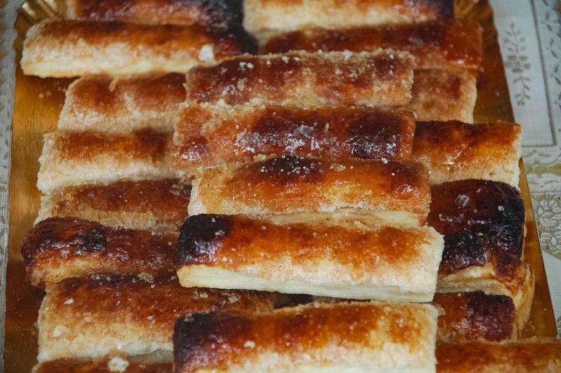 Millefoglie Friabili Bread Close-up Food And Drink