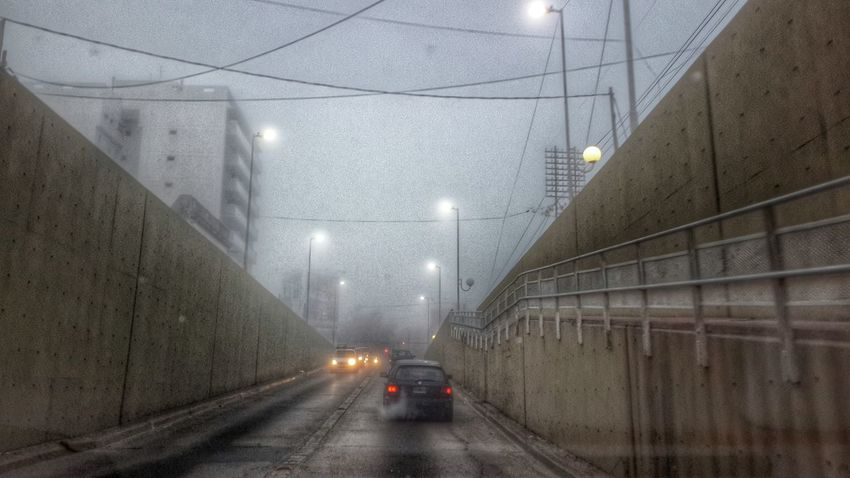 Mañana de Lunes fria y con mucha Niebla.. Taking Photos Check This Out Eye4photography  Street Photography