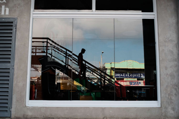 Reflection Streetphotography Everydaylife Fujifilmph Kwentongkalye LitratistaSaDaan EyeEmPhilppines