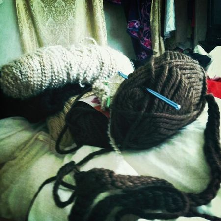 Crocheting My Life Away