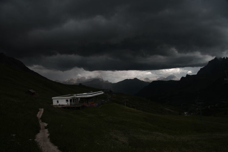 Dolomites, Italy Heavy Clouds Italy Italy Mountains Mountain Mountain Pass Mountain View Sky