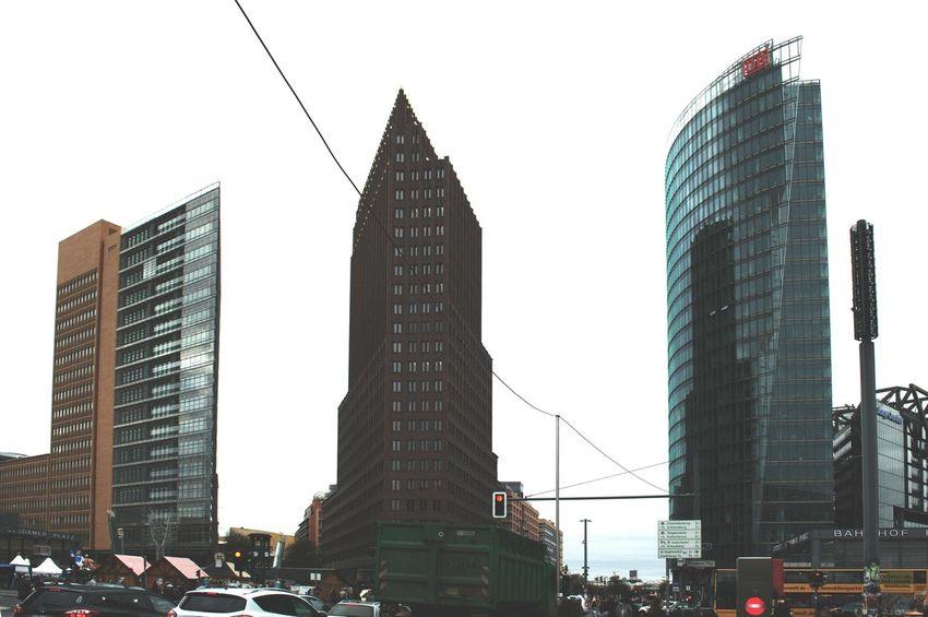 Berlin Potzdamer Platz Renzo Piano Architecture First Eyeem Photo