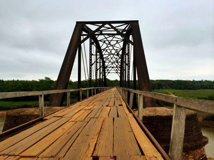 Paraguay On The Road Nature Bridges