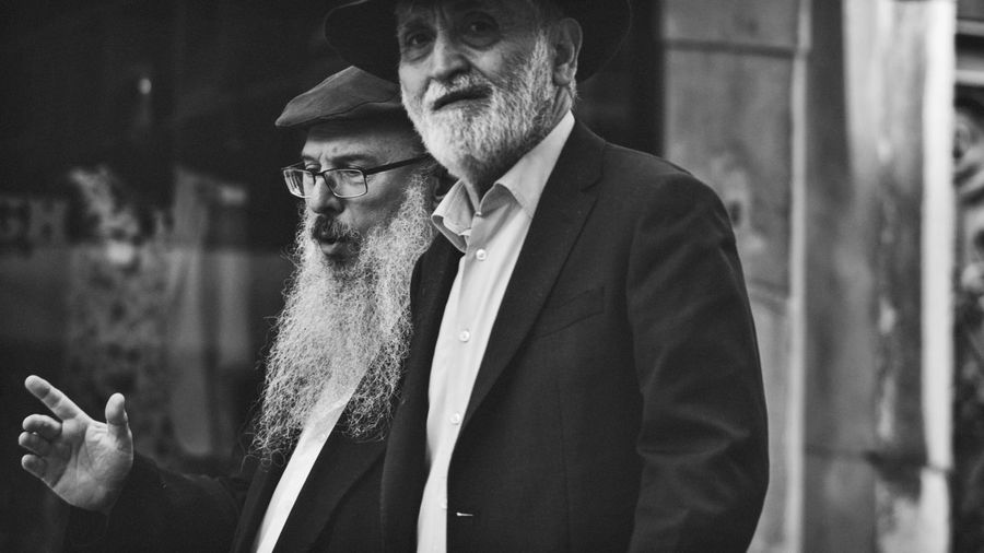 Venezia Black And White Blackandwhite Beard Streetphoto_bw Street Photography Streetphotography One Person Men Business Business Person Males  Businessman Young Men Lifestyles Human Face The Street Photographer - 2018 EyeEm Awards The Street Photographer - 2018 EyeEm Awards Streetwise Photography The Art Of Street Photography