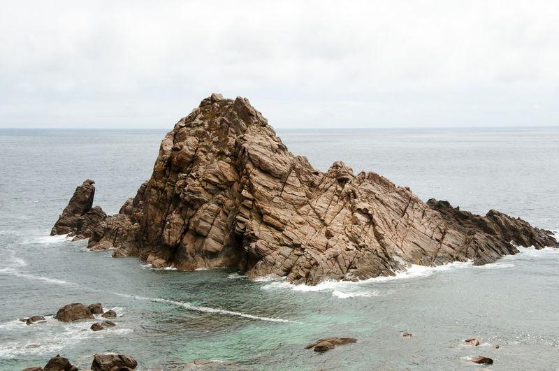 Sugarloaf Rock - Cape Naturaliste - Australia Australia Indian Ocean Cape Naturaliste Sugarloaf Sugarloaf Rock