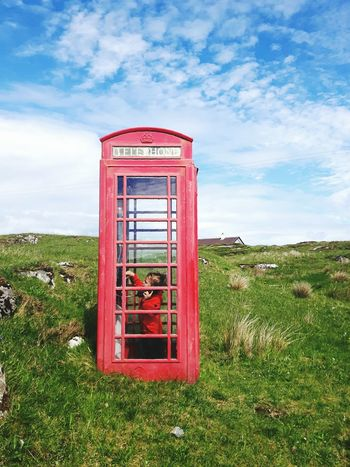 Telephone Booth Red Communication Pay Phone English Telephone Booth Red Telephone Booth Children Of The World Childphotography The Portraitist - 2017 EyeEm Awards Toddlersofeyem Outerhebrides Hebrides Isleofbarra Barra Toddler Boy Live For The Story EyeEmNewHere Children Only Child Phone One Boy Only Childhood Full Length Cloud - Sky Mail Text The Street Photographer - 2017 EyeEm Awards The Week On EyeEm