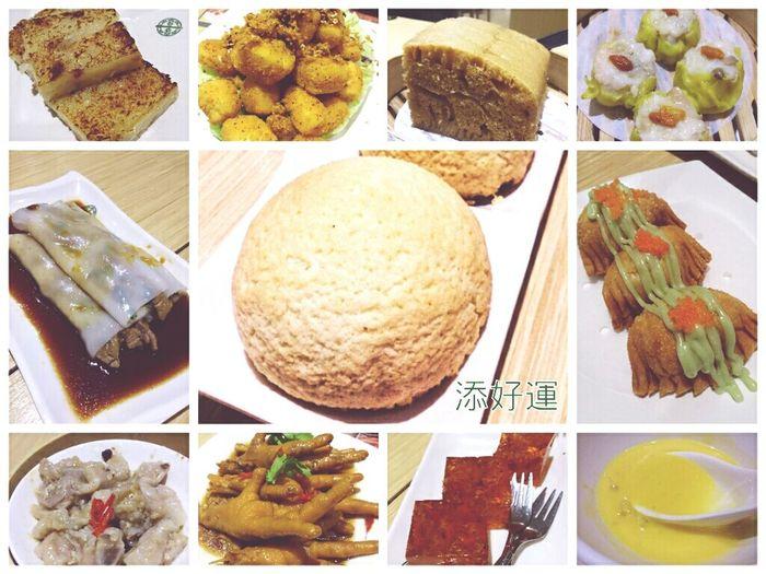 果然如眾網友所言,差香港店很多。蘿蔔糕非現煎?腸粉涼涼~馬來糕鬆軟程度味道都不對。更別說招牌菠蘿叉燒,一口咬下天差地遠吶~反而怪怪的炸豆腐好吃,亂點的芥末蝦餃也不錯(因為有熱)。怎麼會這樣咧@@?但其實也沒難吃,只是跟著挑嘴的人吃慣了,意見就多了些 :p 啊!還有,茶咧?沒茶(要另外點)吃點心怪怪的啊 XD Dim Sum Timhowan