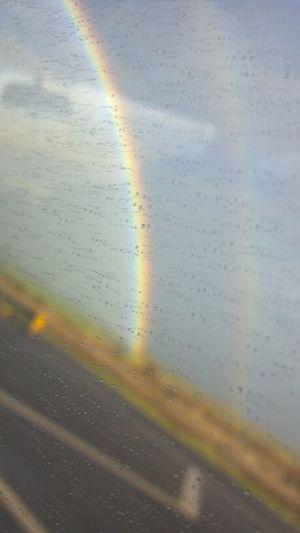 Double Rainbow(: