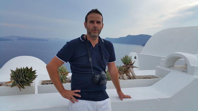 Details Of My Life Santorini, Greece