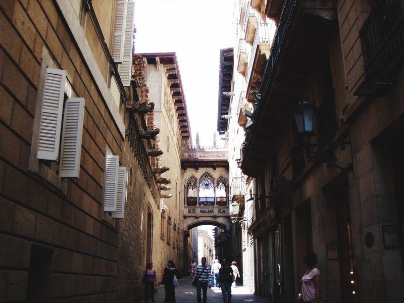 Barcelona City Architecture Barcelona Streets