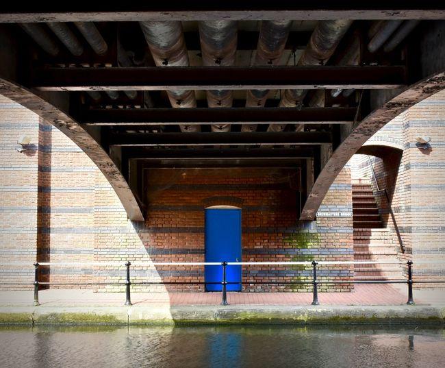 Blue Door Brick