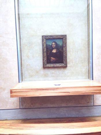 Smile ArtWork Mona Lisa Da Vinci