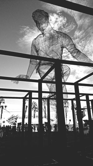 Awesome art Las Vegas Lifeisbeautiful ArtWork Blackandwhite Photography