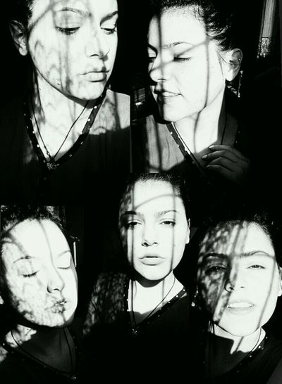 I'm A Narcissist Black And White World This Is Five Me :D