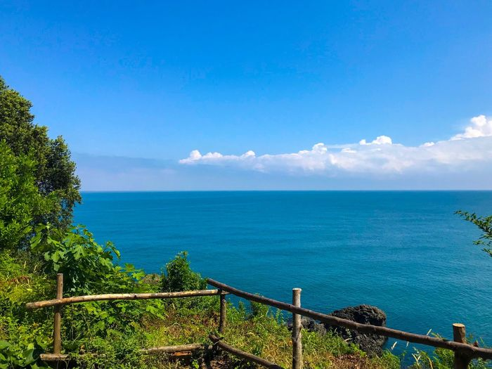 View Sky Sea
