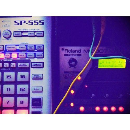 (Last one of the night) Roland Sp555 Mc307